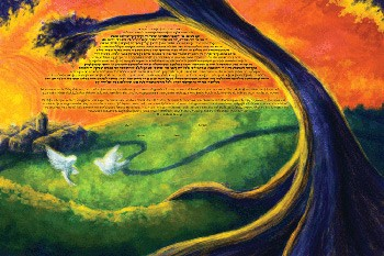 The Etz of Life Ketubah