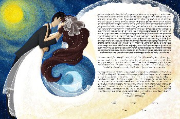 The Night Waltz Ke­tubah