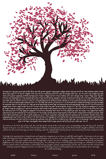 Tree Bound III Ke­tubah